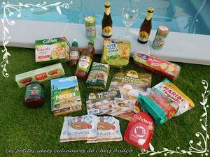 """:Degusta Box """"Pique-nique"""""""