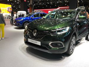 Nouveau Renault Kadjar: les tarifs