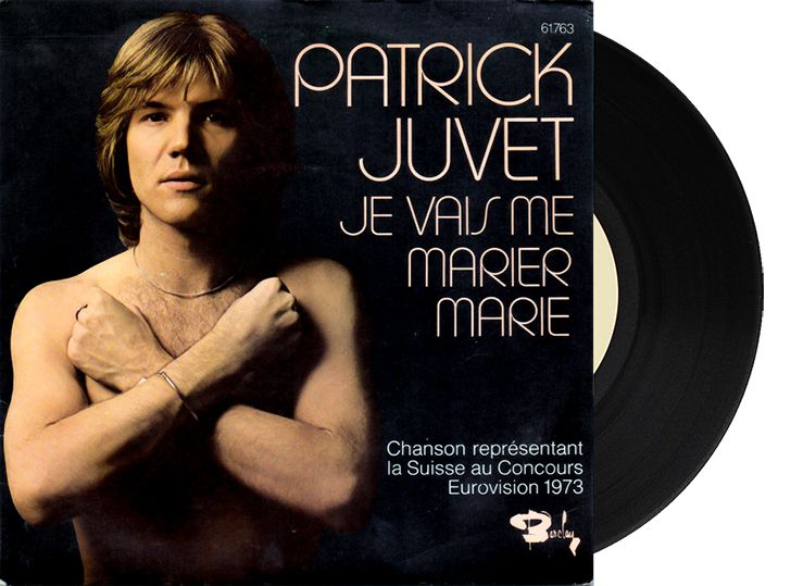 "12th - Switzerland - Patrick Juvet ""Je Vais Me Marier, Marie"" (79 points)"