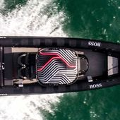 Rigid Inflatable Boats - Alex Thomson Racing teams up with Highfield - Yachting Art Magazine