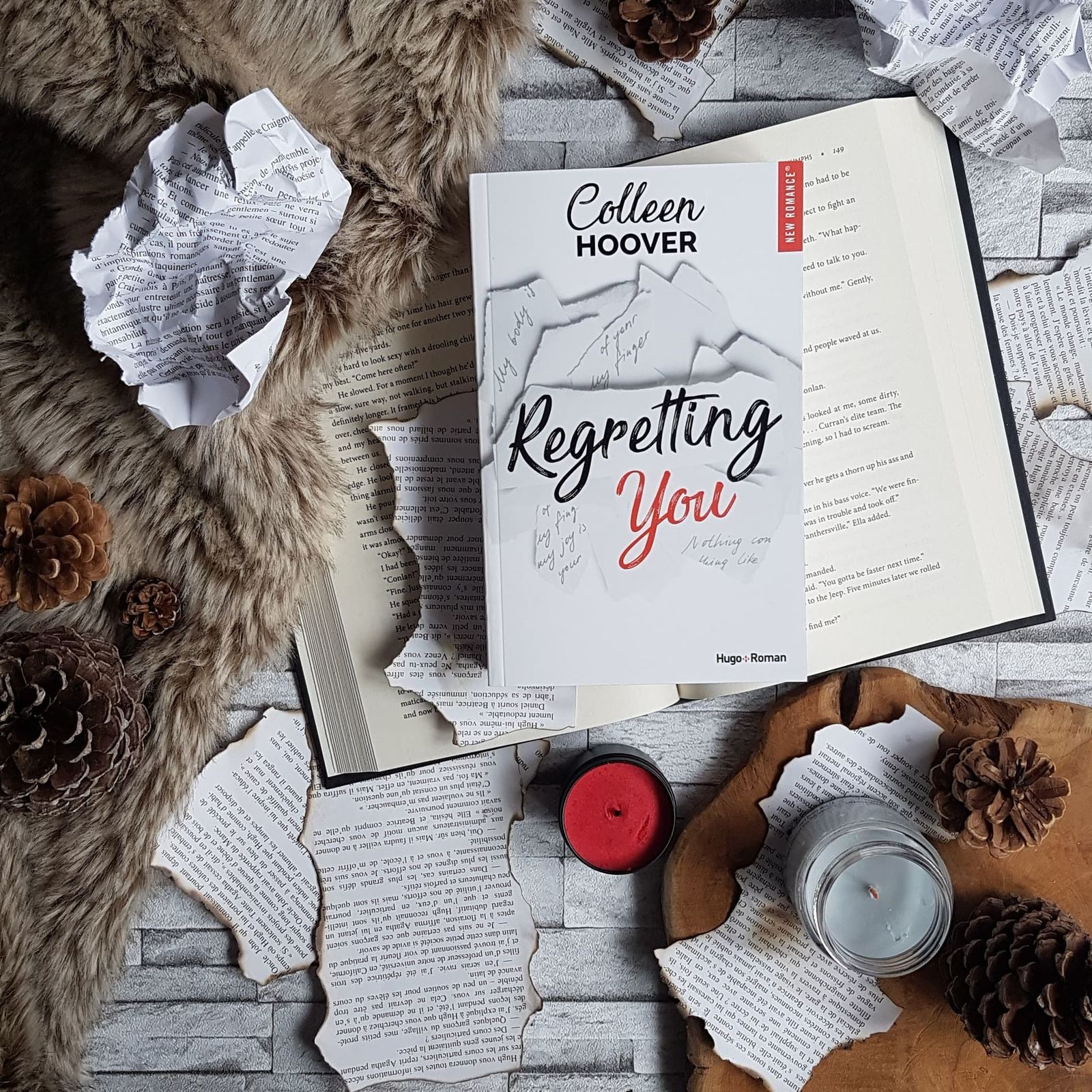 Regretting you - Colleen Hoover