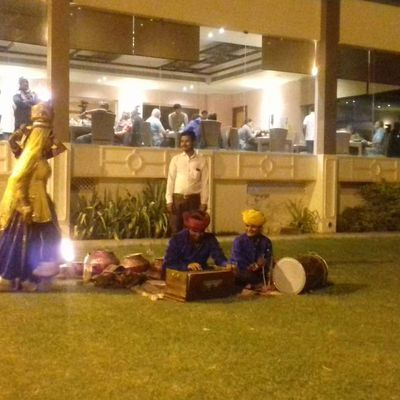 Danses indiennes dans le Rajasthan