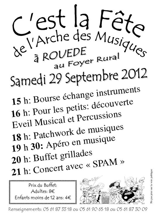 Album - Rouède Arche-des-Musiques-2010