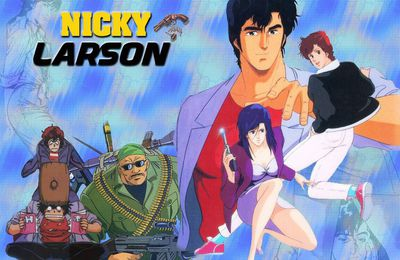 City hunter - Nicky Larson Saison 1 partie 2