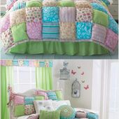 Puff Quilt Tutorial | The WHOot