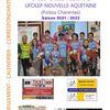 calendrier cyclo cross 2021/2022 poitou charentes