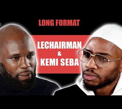 LeChairman & Kemi Seba parlent Guinée, Kadhafi, Cedeao,Négrophobie, Russie-Afrique,Géo Politique