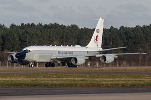 "Boeing RC-135W ""Rivet Join"" - 51 sqn - 100 years"
