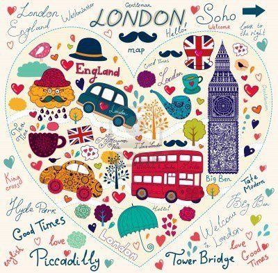 Let's go to London!