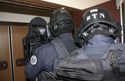 Comminges : violences conjugales, intervention du GIGN