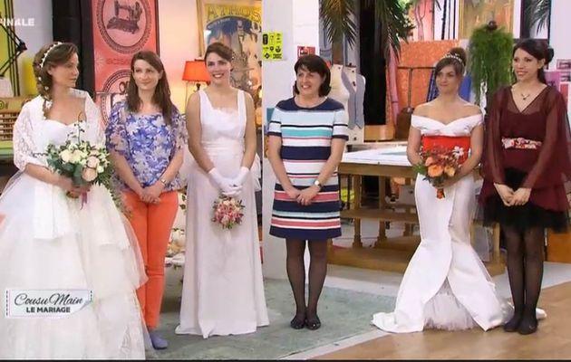 les 3 robes, Mariées cousu main 2.