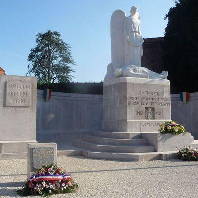 Libération d'Halluin - 76ème Anniversaire (1944 - 2020).