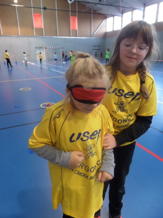 USEP sport en situation de handicap