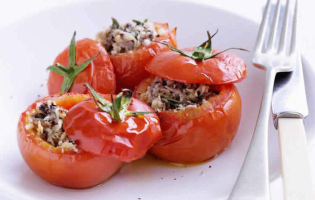 Tomates farcies cookeo recette 360