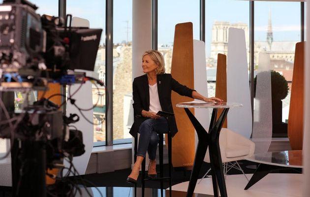 Entrée Libre : Claire Chazal reçoit Eddy Mitchell ce lundi sur France 5