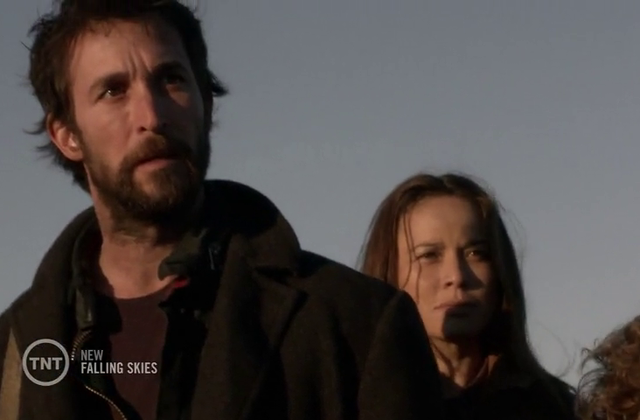 Critiques Séries : Falling Skies. Saison 2. Episode 8. Death March.