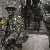Climat tendu autour des manœuvres américano-sud-coréennes