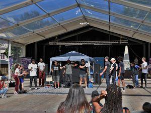 Hip hop et cultures urbaines aujourd'hui au Jardin de l' Evêché