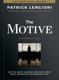 Free books on cd download The Motive: Why So