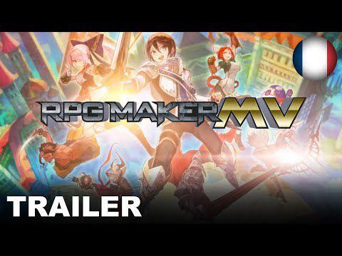 [ACTUALITE] RPG Maker MV - Le 11 septembre 2020 sur Nintendo Switch et PS4