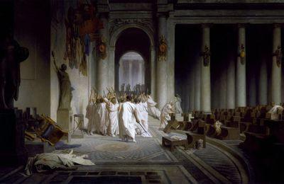 Auguste iCul de Jules, de Mars, de César et consécutivement, d'Octave