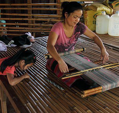 Laos - Le Mékong