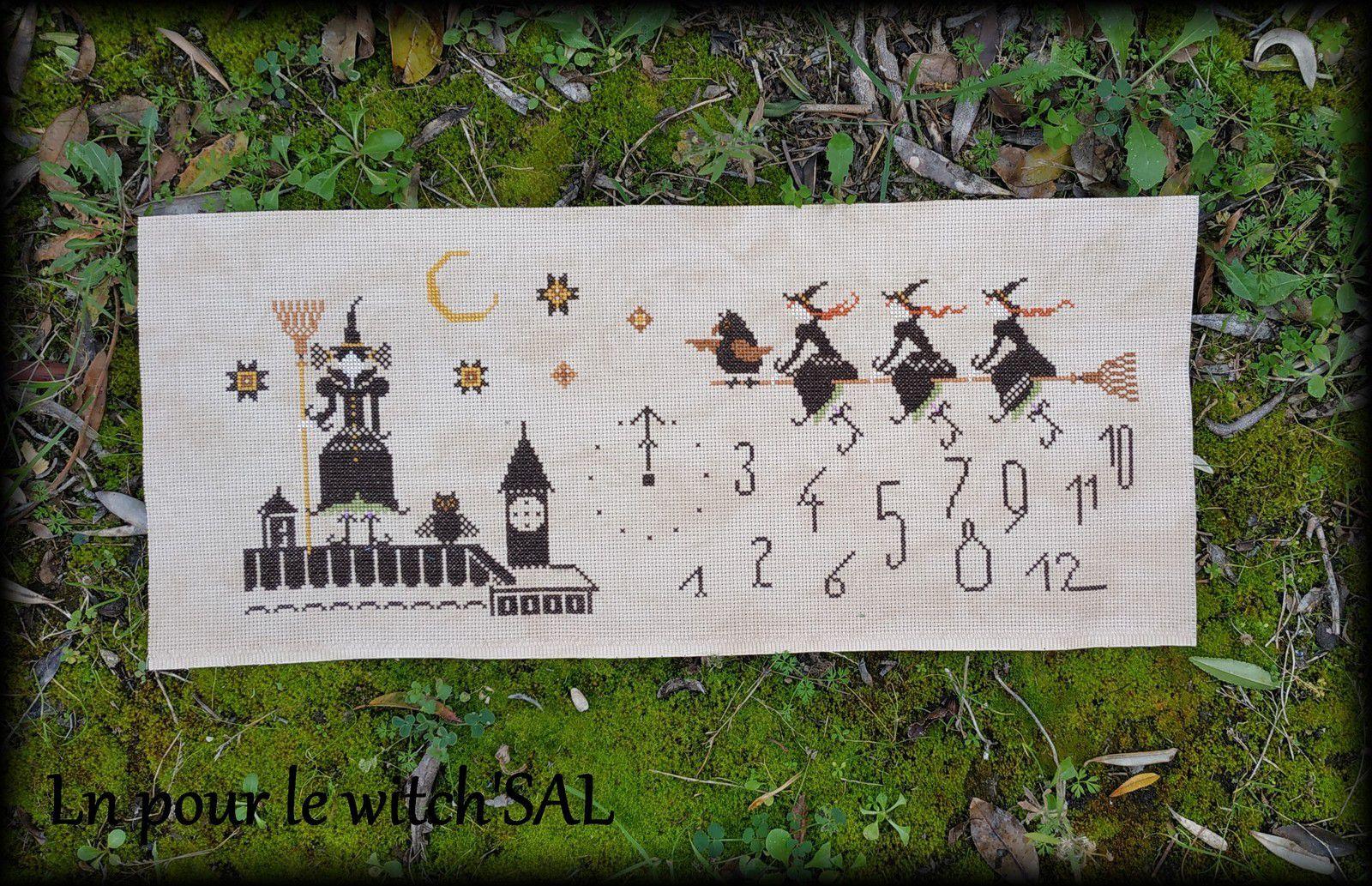 Witch'SAL, rdv de janvier 2021...