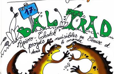 « Bal-Trad » à  Chambon-sur-Voueize