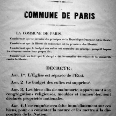 Vive la Commune de Paris !