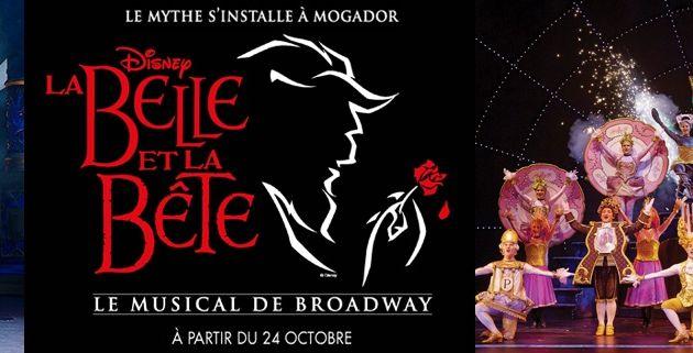 La Belle et la Bête : Le Musical.