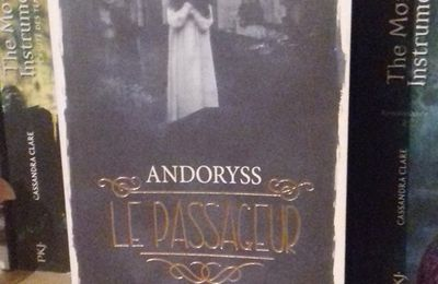 Le Passageur tome 1 - Andoryss