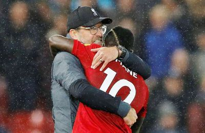 """Klopp"" responded promptly. ""Mane"" is not a rush."