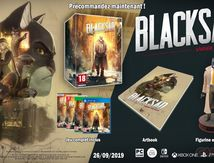 BLACKSAD: Under The Skin - Le chat détective s'est enfin montré à nous... Sortira le 26 septembre 2019 sur PS4, Xbox One, Switch et PC