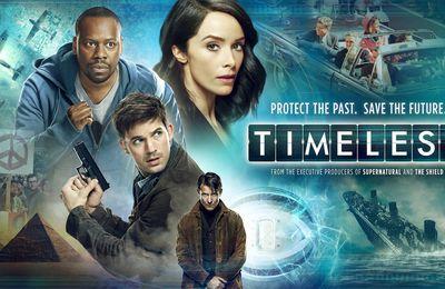 Timeless (Saison 1, épisodes 11 à 16) : le temps qui court