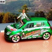 SUZUKI SWIFT TUNING SAICO 1/43. - car-collector.net