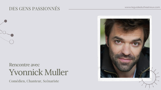 Rencontre avec Yvonnick Muller
