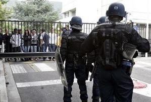 Après la police, c'est la gendarmerie qui a tué