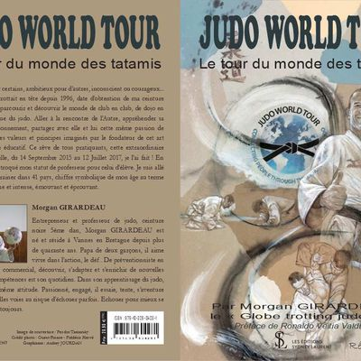 JUDO WORLD TOUR, LE TOUR DU MONDE DES TATAMIS