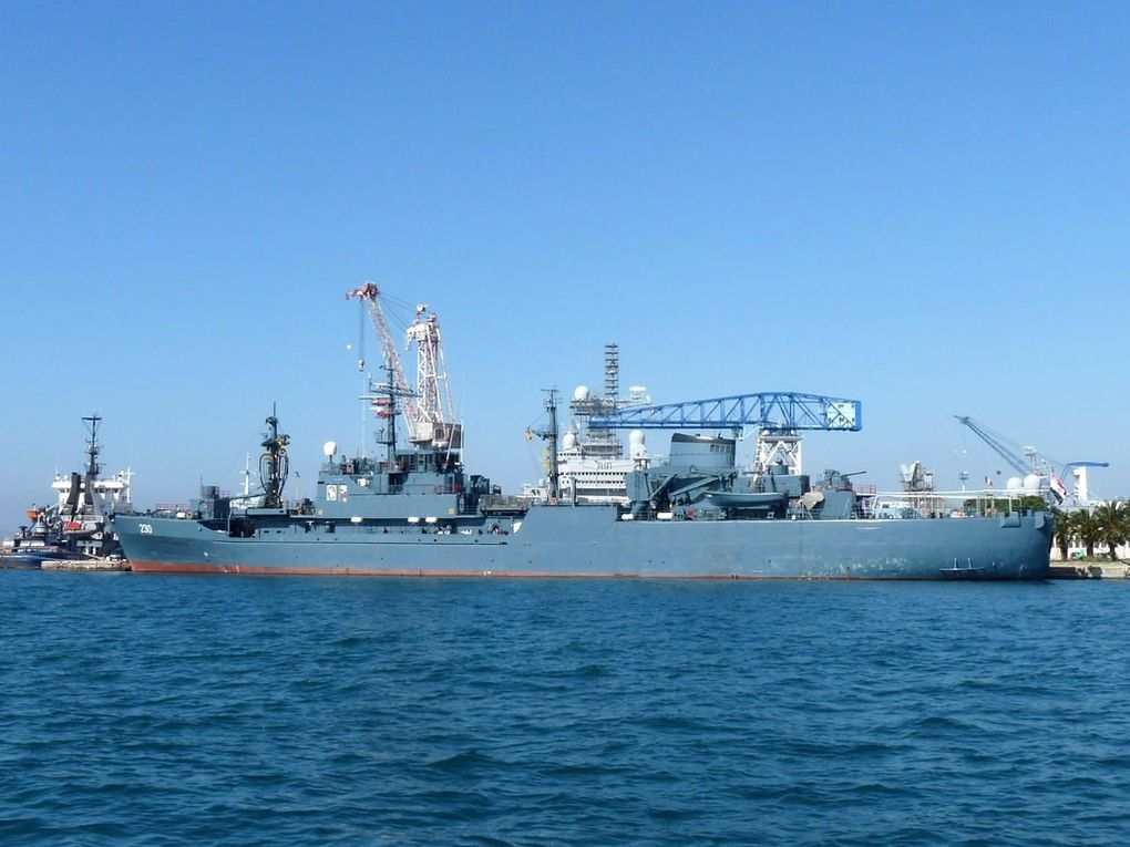 SHALATEIN  230 , Navire auxilliaire de la marine egyptienne