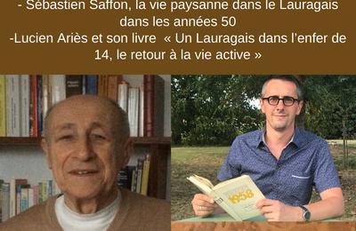 Conférence sur l'Histoire le samedi 22 février 2020 avec Lucien Aries, Daniel Bonhoure et Sébastien Saffon