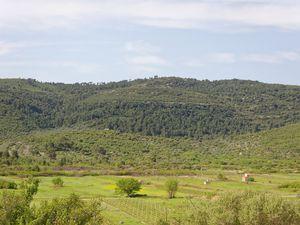 Dans la vallée, avant Blato.