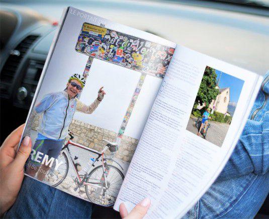 2021 09 19 Rémy sur le 18e Tour Cyclotouriste