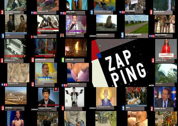 Le Zapping : lettre à Canal+.