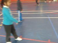 Les jeux de raquettes au Gymnase