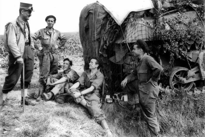 2ème Division Blindée Française