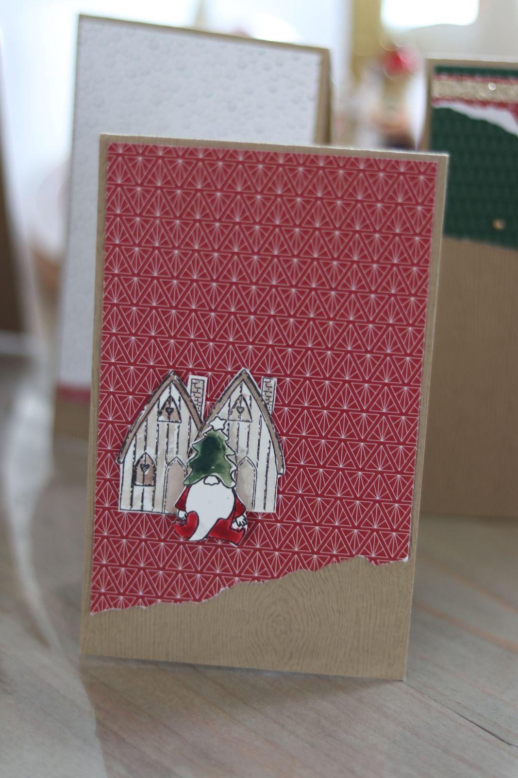 Marilyne Cartes de Noël