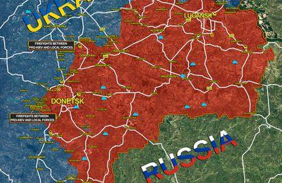 Poutine a signé un décret ordonnant au gouvernement russe d'imposer des sanctions à l'Ukraine (Southfront)