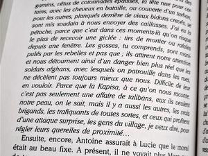 """"""" Le Destin de Louise """", et quelques pages : lorsque Antoine s'exprime..."""