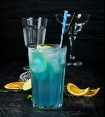 Test - Eliquide - Lime Framboise Bleue gamme Crazy Juice de chez Mukk Mukk