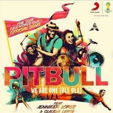 Pitbull feat. JLO & Claudia Leitte - We Are One (Ole Ola) (Dave Dean Bootleg Mix)